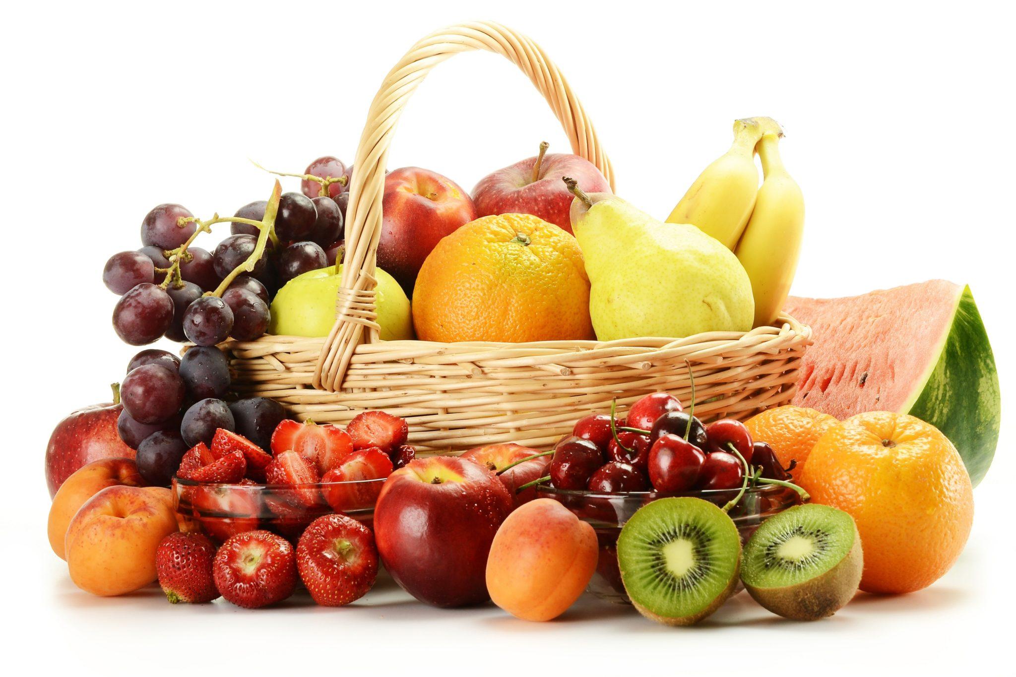 норма фруктов в день