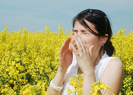 сера при аллергии