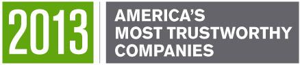 Forbes 2013 Наиболее надежная компания