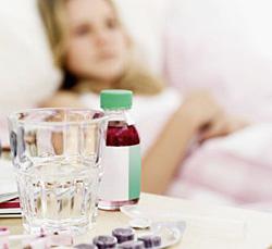 бронхит симптомы лечение